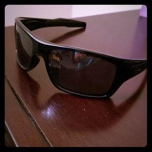 Oakley Black Turbine Sunglasses